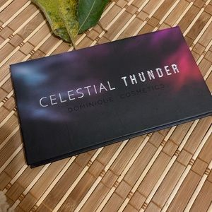 🆕 Dominique Cosmetics Celestial Thunder Palette